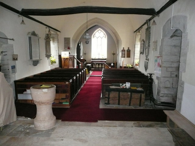 St. Margaret's interior