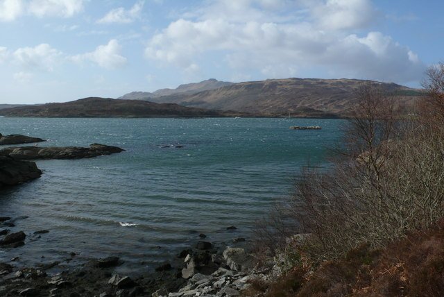 Glenmore Bay, Loch Sunart
