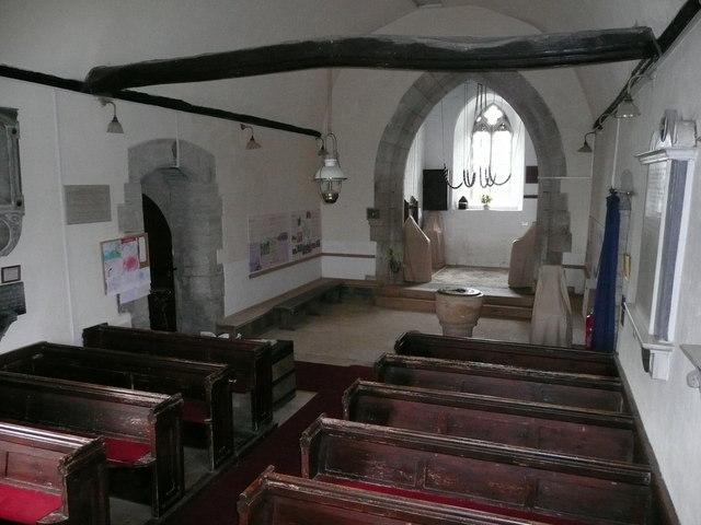 St. Margaret's interior 2