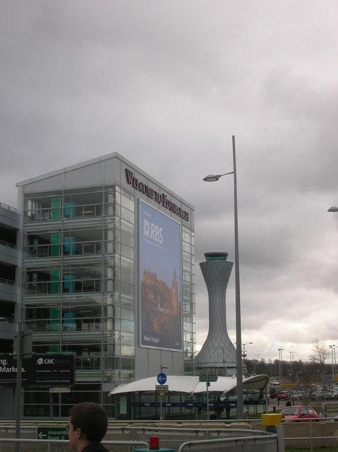 Welcome to Edinburgh Airport