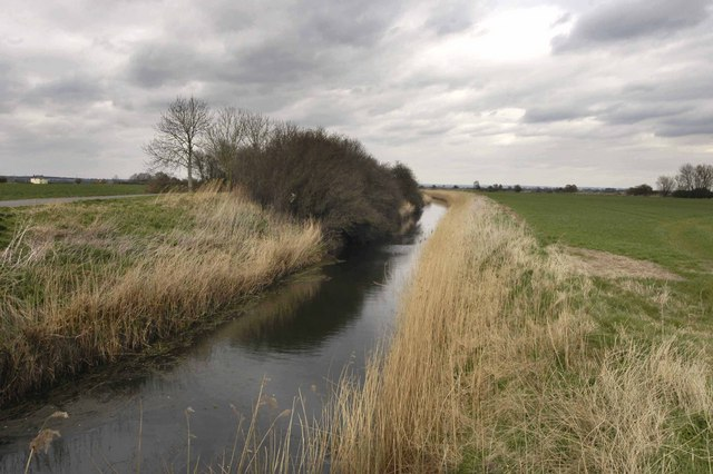 From Becket's Bridge, Romney Marsh 2