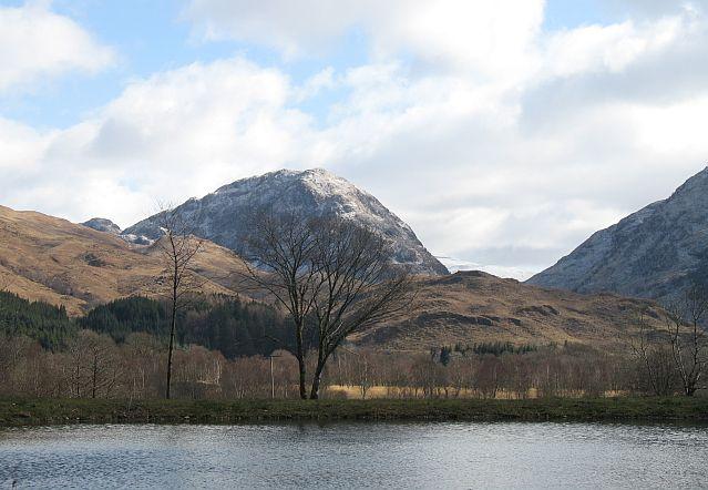 A new pond, Glen Creran