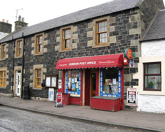 Gordon Post Office