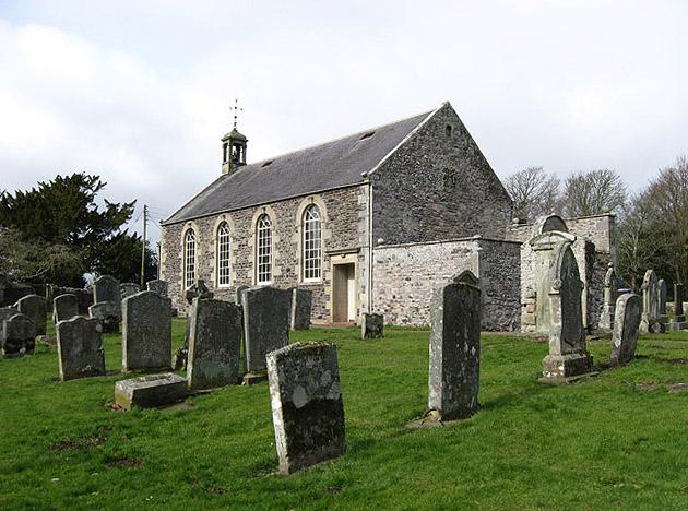 Stichill Parish Church