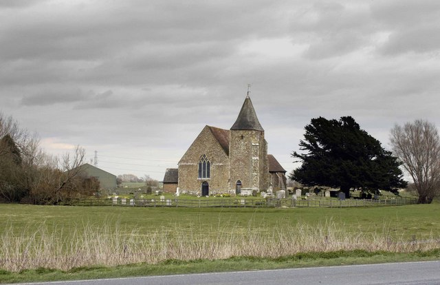 Church of St. Clement, Old Romney, Kent