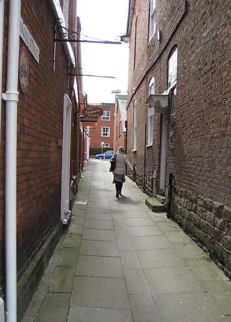 Barroll Street, Hereford