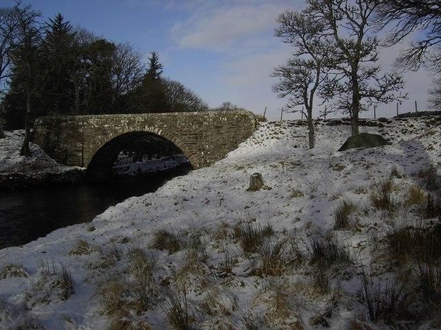 Braemore Bridge