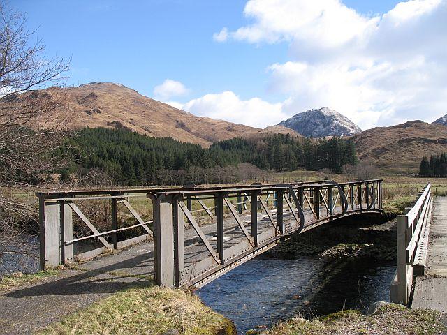 Bridge over the River Creran