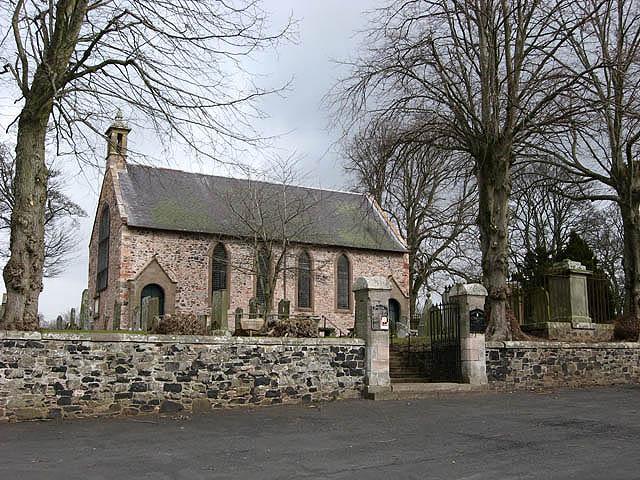 St Michael's Kirk, Gordon