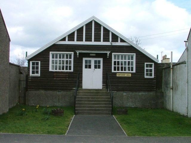 Forteviot Hall