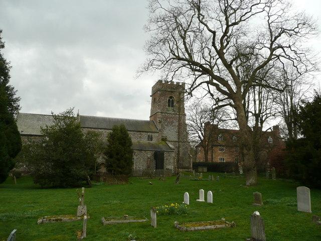 St. George's church, Ogbourne St. George