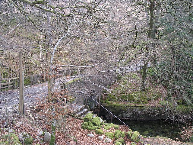 Bridge, Glenure