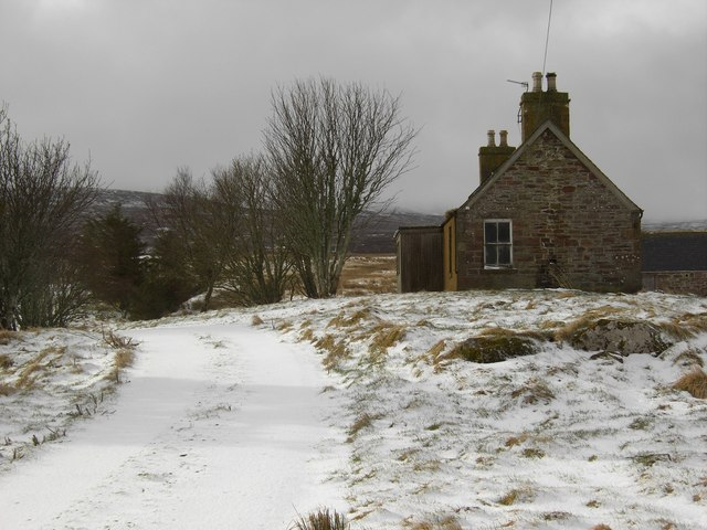 Cottage at Braemore