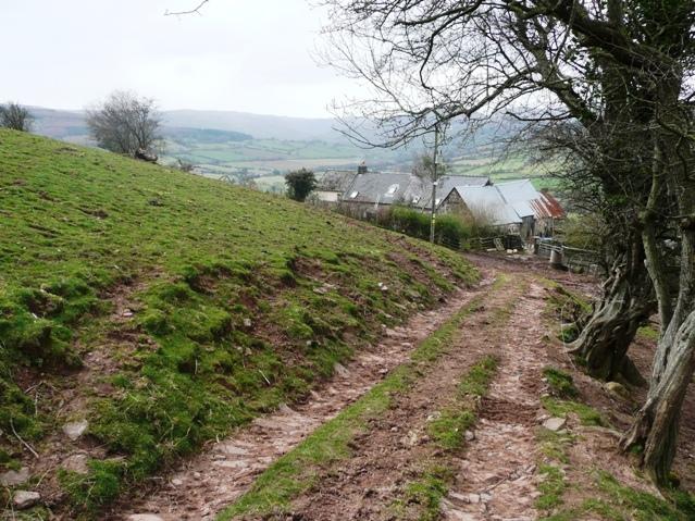 Approaching Pentwyn