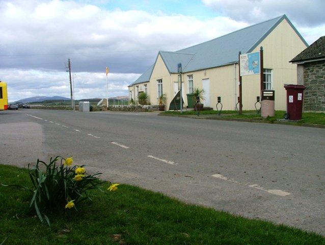 Garlieston Village Hall