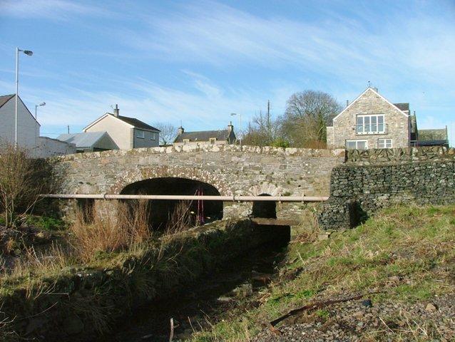 Bridge Over Mill Burn