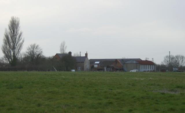 Copston Fields farm