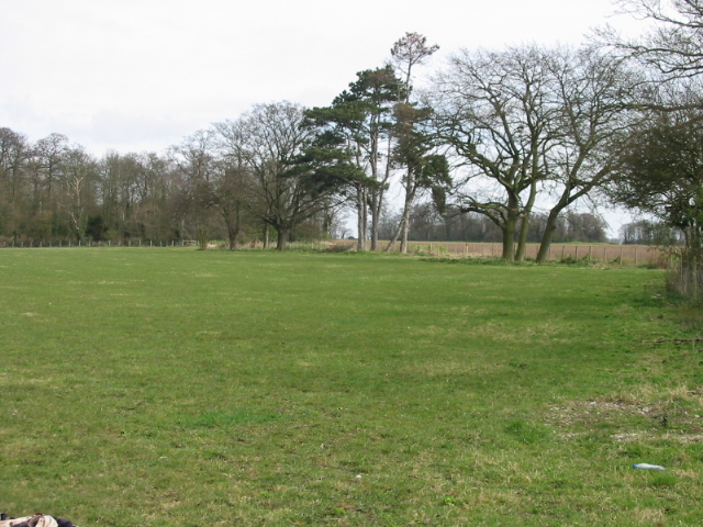 Parkland from Manston Road