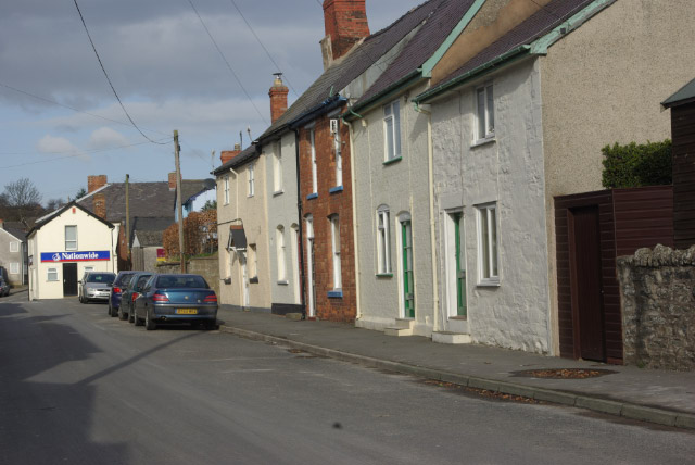 Station Street, Bishop's Castle