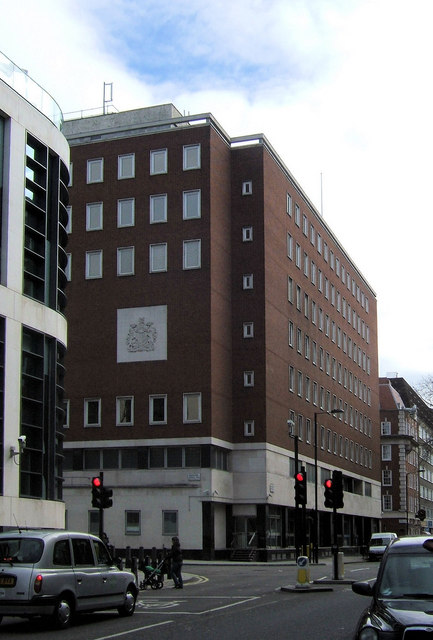 Westminster Magistrates Court, Horseferry Road, London SW1