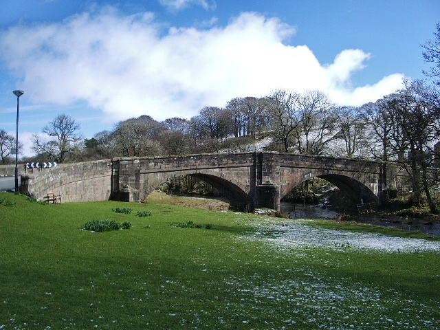 New Bridge, Slaidburn