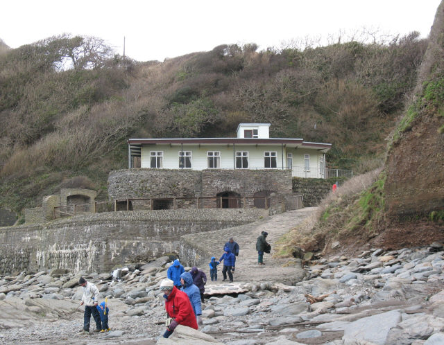Chalets at Lee Bay