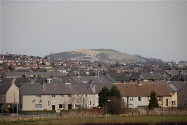 Housing and Hill o' Beath