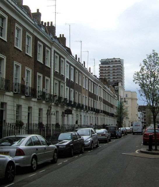 Hugh Street, London SW1