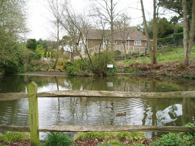 Batts Pond, Batts Pond Lane