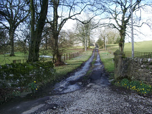 Road to Townhead, Slaidburn