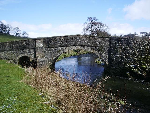 Old Bridge, Slaidburn