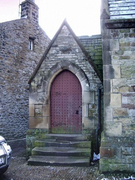 Old Girls School, Doorway