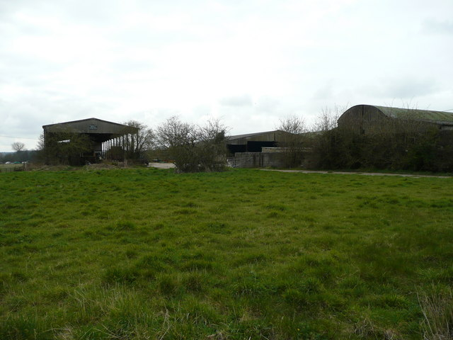 Farm buildings, Ogbourne St. George