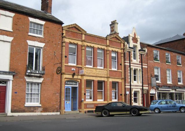 Former YWCA hostel