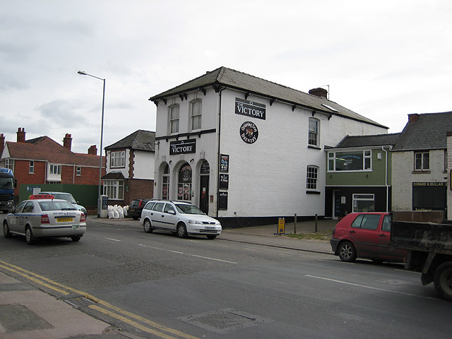 The Victory public house
