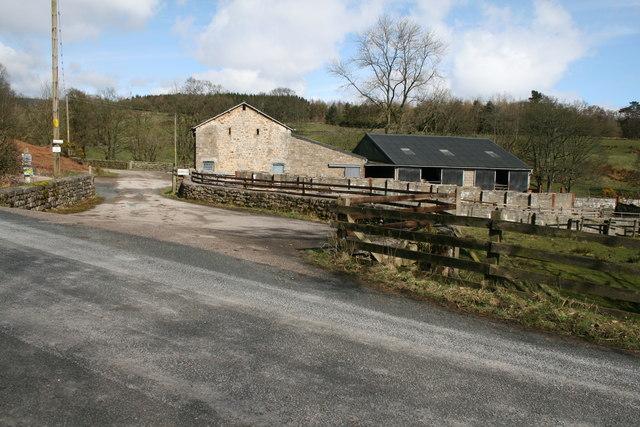 Rakehouse Barn near Higher Lee
