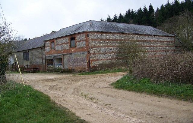 Drove Barn, Manor Farm, Rockbourne