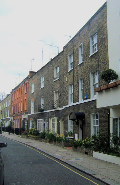 Maunsel Street, Westminster, London SW1