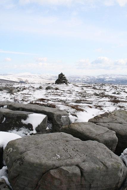 Summit Cairn, Grit Fell