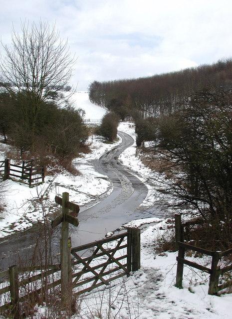 The Hudson Way, Goodmanham Dale