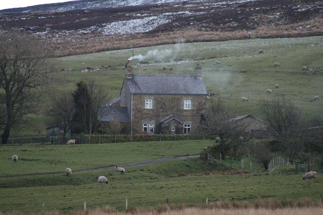Fellside Farm, Hawthornthwaite Greave