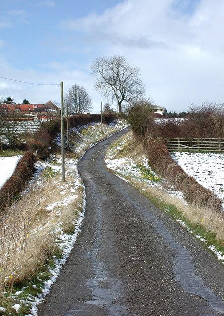 Southwold Farm, Goodmanham Dale