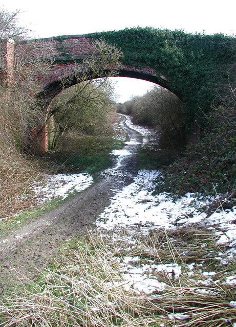 Michael's Bridge, Etton Wold