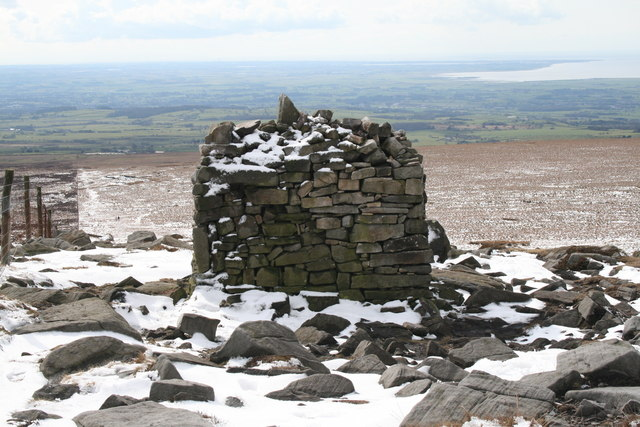 Shooters Pile, Grit Fell