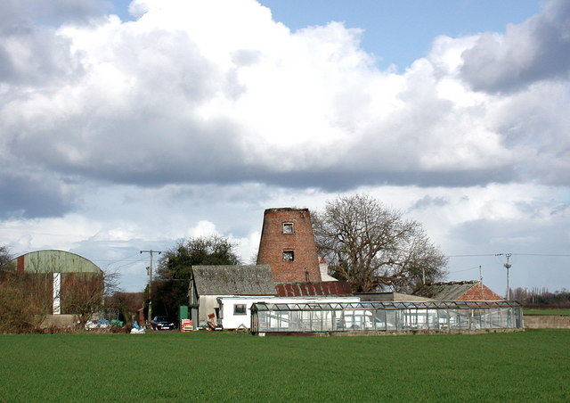 Mill Farm, Etton