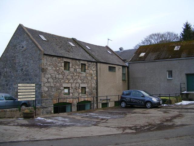 Lethenty Mill