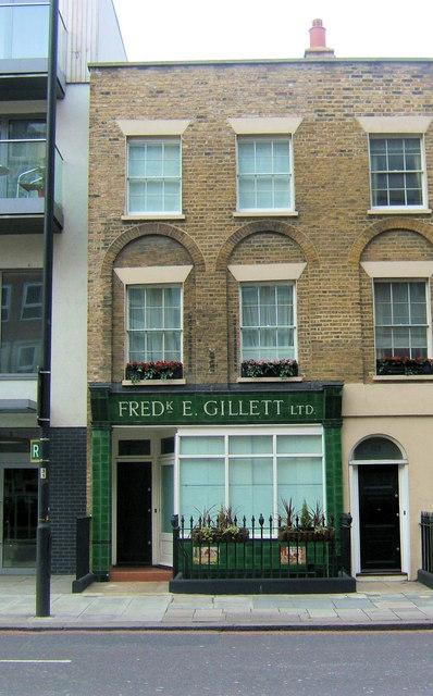 Former Butchers Shop, Vauxhall Bridge Road, London SW1
