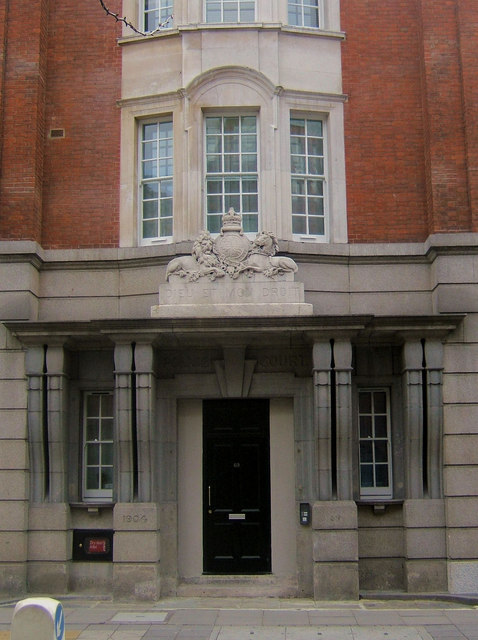 Former Police Court, Rochester Row, London SW1
