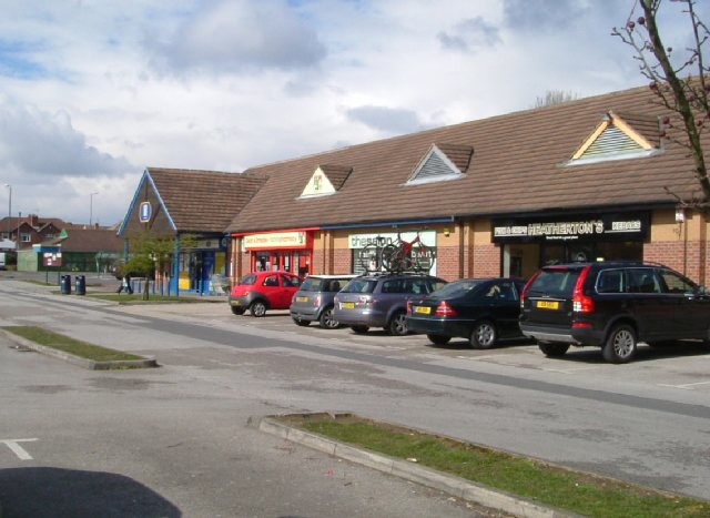 Shops at Heatherton Village