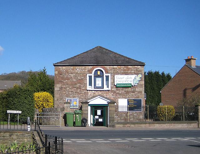 Forest Gate Church, Mitcheldean